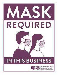 Chiropractic Lakewood CO Mask Required